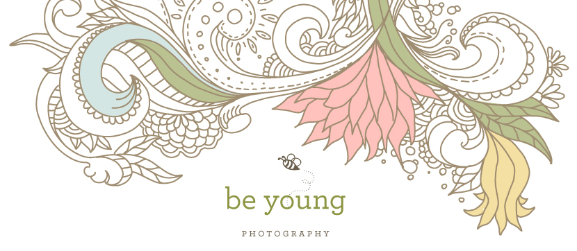 Be Young Photography logo